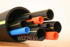 Труба газовая из полиэтилена SDR 17,6 - 63 мм