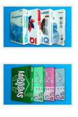 Цветная бумага IQ COLOR, Пастель, 5 цветов: голубой, зеленый, розовый, желтый, пастель, плотность 80гм2 формат А4, 21 х 29,7см