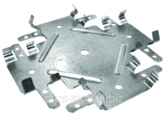 Connector of profiles single-level PP60h27 (Crab)