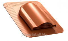 The gate ventilating K-17 for flat roofs