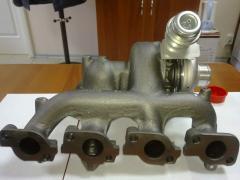 Garrett turbocompressor