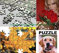 Puzzles to order