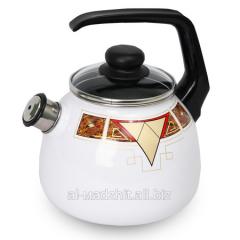 Чайник со свистком Клеопатра