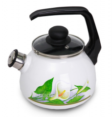 Calla whistling kettle