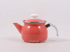 Teapot of 1 l of Coral