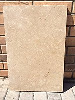 Iran travertine 60*30 beige second layer