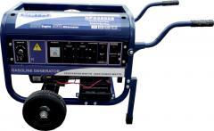 Petrol HPG2800S generator, Generators petrol