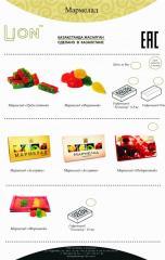 Lion fruit jelly