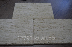 Travertine construction
