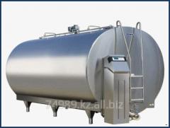 Новые молочные танки модель О/ P, Модель фирмы