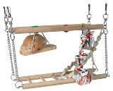 Suspension bridge of Trixie 6273 for hamsters. 2