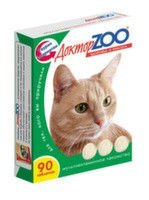 Vitamins the Doctor of ZOO for cats Health and