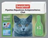 Капли Beaphar Биофар Veto Nature spot on Cat от