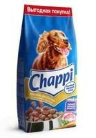 Chappi forage - Chappi for dogs a nourishing meat
