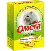 Multivitamin delicacy Neo OMEGA For cats biotin +