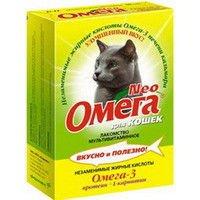 Multivitamin delicacy Neo OMEGA For cats a protein