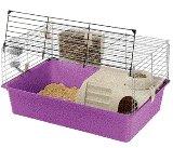 Cage of Ferplast Cavie 15 Tris for guinea pigs of