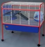 R3A cage, for rabbits and other average rodents,