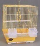 Cage for small birds, the A105 model,
