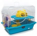 Cage for hamsters, the size 45*30*33sm