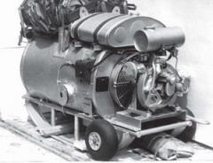 Предпусковой подогреватель двигателя МП-70