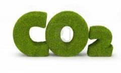 CO2, Carbon dioxide,