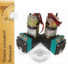 Pump solvent big KHF-30 Solvent Inc