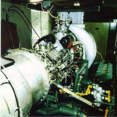 Engines gas-turbine AI-40 from the producer