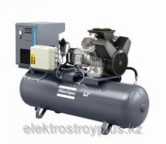 Atlas Copco LF 10 oil-free compressor