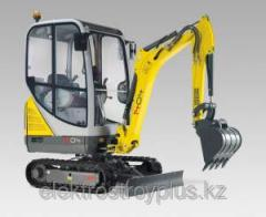 Excavator compact Wacker Neuson 1404