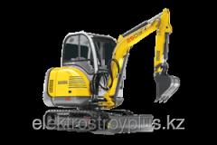 Excavator compact Wacker Neuson 2503
