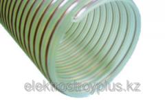Hose polyurethane abrasion-resistant P3 S PU DN 30
