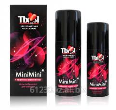 Gel a lyubrikant Bioritm MiniMini of 50 ml for