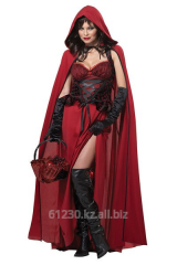 Game suit the Little Red Riding Hood in the Atlas