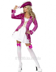 Game suit the Musketeer in pink Arth. l1158