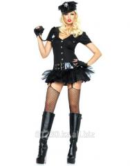 Police Girl suit Art. l1213