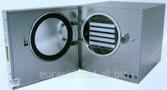 The autoclave with electronic control B classes