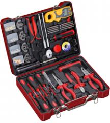 Set of the electrician, 139 objects