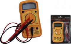 Digital multi-meter R-620 D