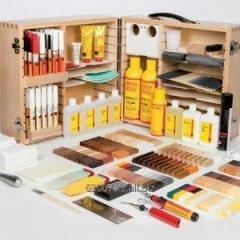 Wax soft, firm, varnish, filling, specialist