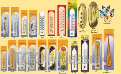 Thermometer household