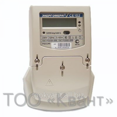 CE 102 electric power meter