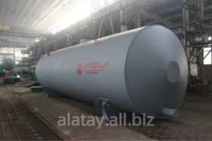 Tanks for storage of oil products