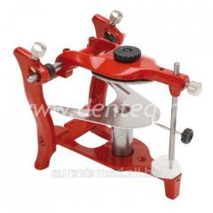 Articulator 5000 with 4 plates
