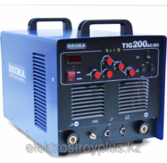 Аппарат аргонно-дуговой сварки BRIMA TIG 200 АС/DC