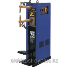 The device for contact welding of BLUE WELD BCP-18