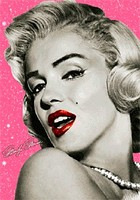 3D-постер Marilyn Monroe