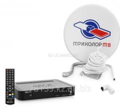 Комплект спутникового телевидения Триколор ТВ Full