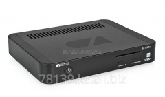 Dvukhtyunerny satellite receiver + IP GS E501