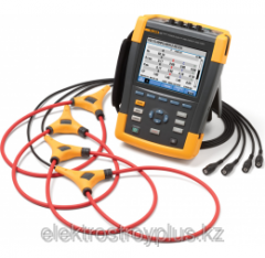 FLUKE 435 electric power quality analyser of a